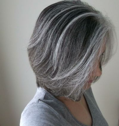 1000 ideas about gray highlights on pinterest gray hair highlights silver highlights and