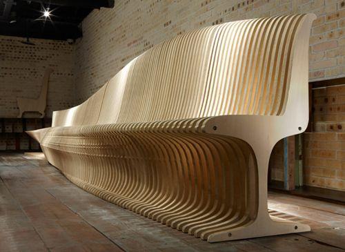 MORPHING FURNITURE  NOIZ ARCHITECTS  Wood design
