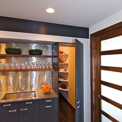 Building Kitchen Cabinets Pictures Of Pot Racks In Kitchens 17 Best Images About Walk Pantry And Laundry ...
