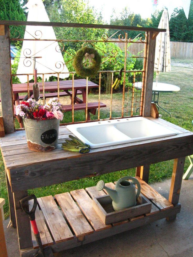 25 Best Ideas About Outdoor Garden Sink On Pinterest Tomato
