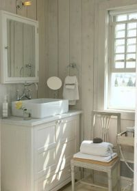 soft & pretty with white trim/how to make painted paneling ...