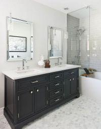 Best 25+ Black bathroom vanities ideas on Pinterest