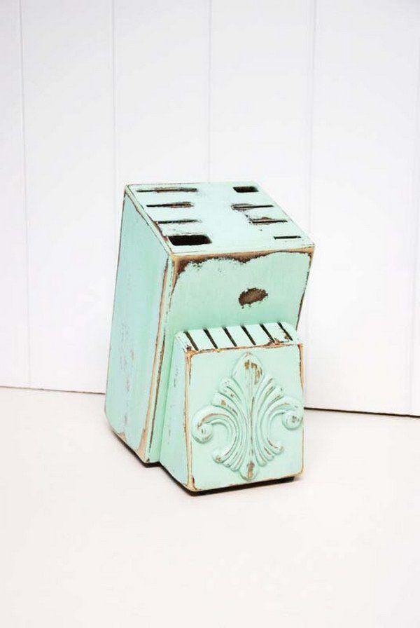 Romantic Shabby Chic DIY Project Ideas & Tutorials