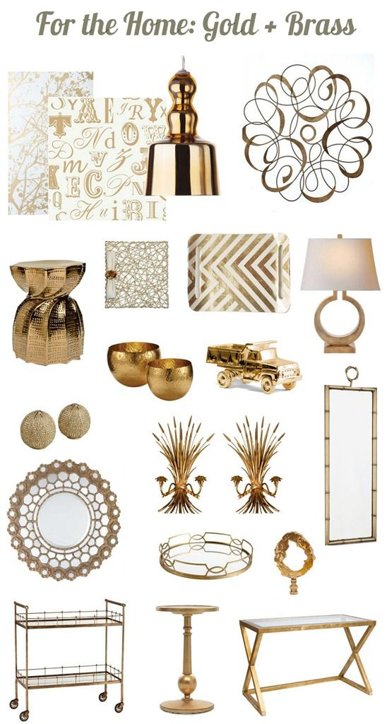 25 Best Ideas About Gold Accents On Pinterest Gold Accent Decor