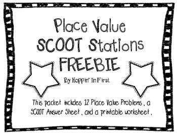 17 Best images about Math: Place Value on Pinterest