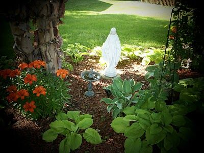 17 Best Images About Mary Gardens On Pinterest Garden Ideas