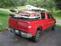 RetraxPRO MX Retractable Tonneau Cover + TracRac SR Truck
