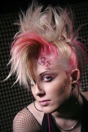 ideas faux hawk hairstyles