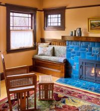 17 Best images about Craftsman Style Fireplaces on ...
