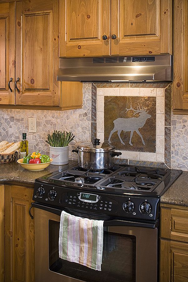 17 Best ideas about Log Home Kitchens on Pinterest  Log