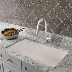 Blanco Kitchen Faucets Backsplash Tile Lowes Diamond Super Single True Undermount #kitchen #sink ...