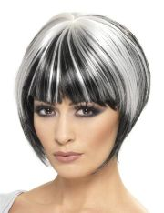 silver and black hairstyles posts
