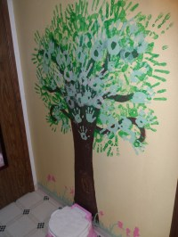 25+ best ideas about Hand print tree on Pinterest | Family ...