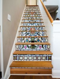 25+ best ideas about Stairway art on Pinterest