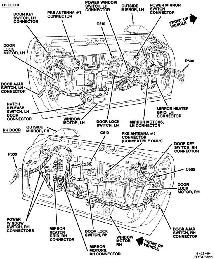 c3 corvette wiring diagram for electric fans