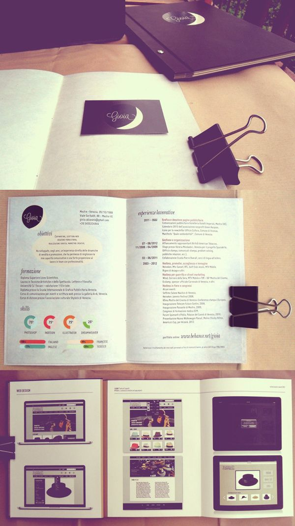 25 Best Ideas About Printed Portfolio On Pinterest