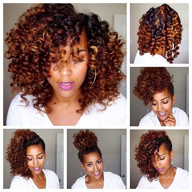 167 Best Images About Flexi Rods On Natural Hair On Pinterest