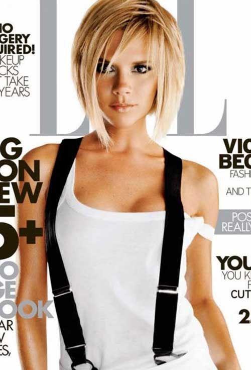 Best 25 Victoria Beckham Short Hair Ideas On Pinterest