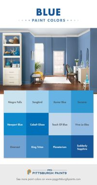 Best 25+ Blue paint colors ideas on Pinterest
