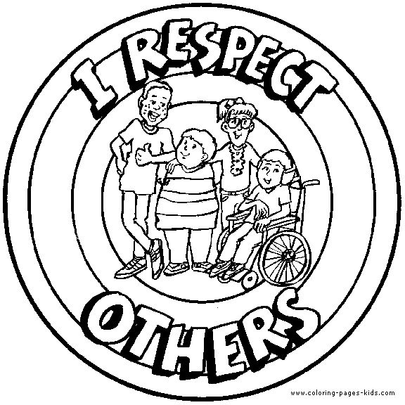 68 best Character Building for January: RESPECT images on Pinterest