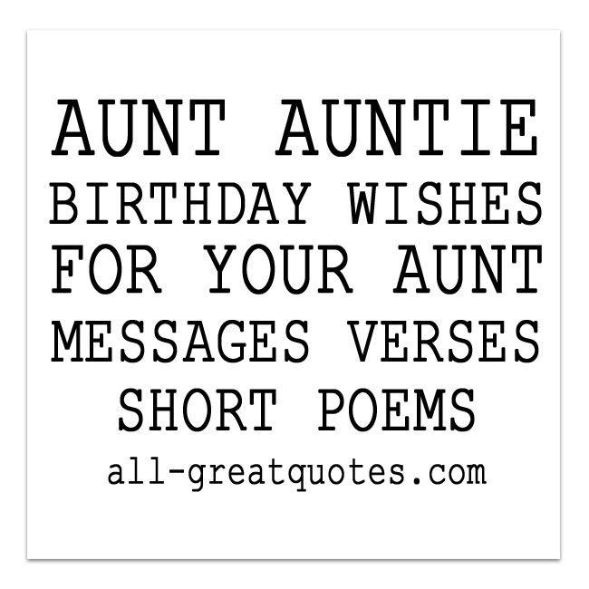 1000+ ideas about Happy Birthday Auntie on Pinterest