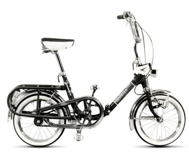 Graziella (1964) , folding bike designed by Rinaldo
