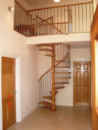 17 Best ideas about Spiral Staircase Plan on Pinterest ...