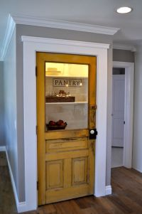 25+ best ideas about Pantry doors on Pinterest | Pantry ...