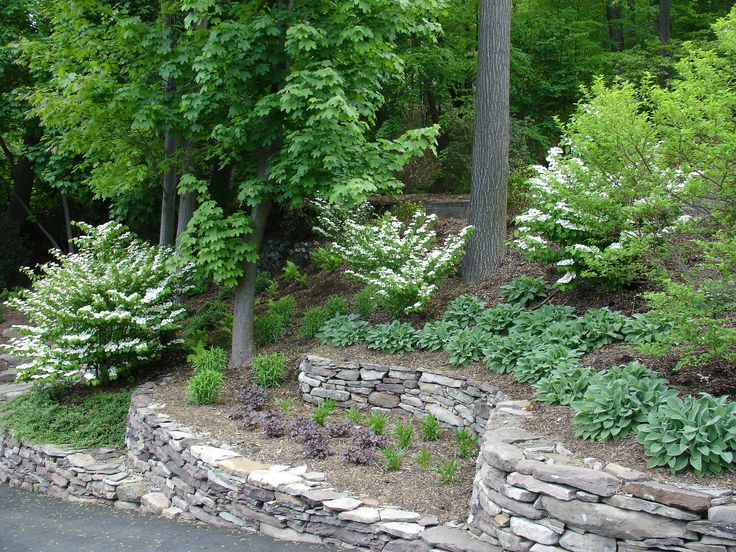 25 Best Ideas About Tiered Landscape On Pinterest Sloped