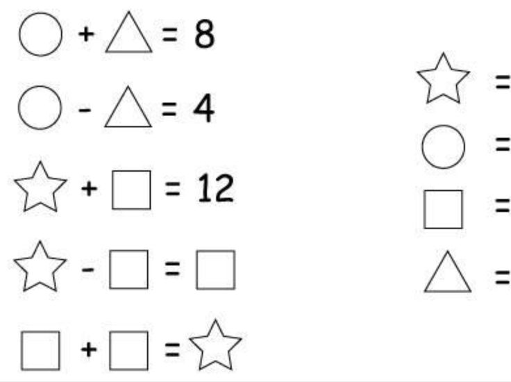 27 best The Maths puzzles images on Pinterest