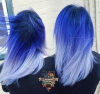 Best 20+ Blue Ombre Hair ideas on Pinterest   Blue hair ...
