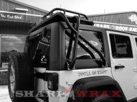 jeep JK hard top roof rack | ... Wrangler Roof Rack ...