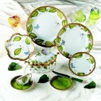 """Ivy Garland"" | Hand Painted Anna Weatherley Dinnerware ..."