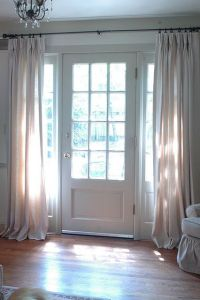 17 Best ideas about Door Curtains on Pinterest | Front ...