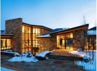 Vail Valley, Colorado homes, Mountain interior design ...