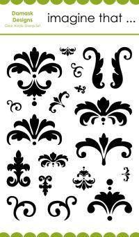 25+ best ideas about Damask Patterns on Pinterest | Free ...