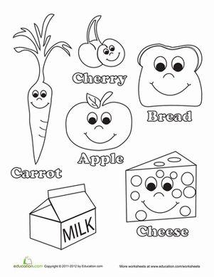 Best 10+ Healthy food activities for preschool ideas on