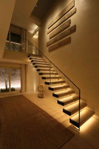 Best 20+ Stair lighting ideas on Pinterest | Led stair ...