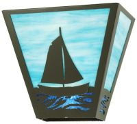 Sailboat Wall Sconce | Beach House Decorating | Pinterest ...