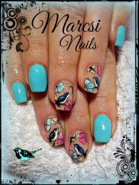 The 25+ best ideas about Bird Nail Art on Pinterest ...