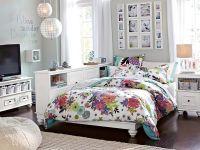 I love the PBteen Chelsea Tropical Garden Bedroom on ...