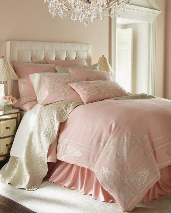 25 best ideas about Pink bedrooms on Pinterest  Pink