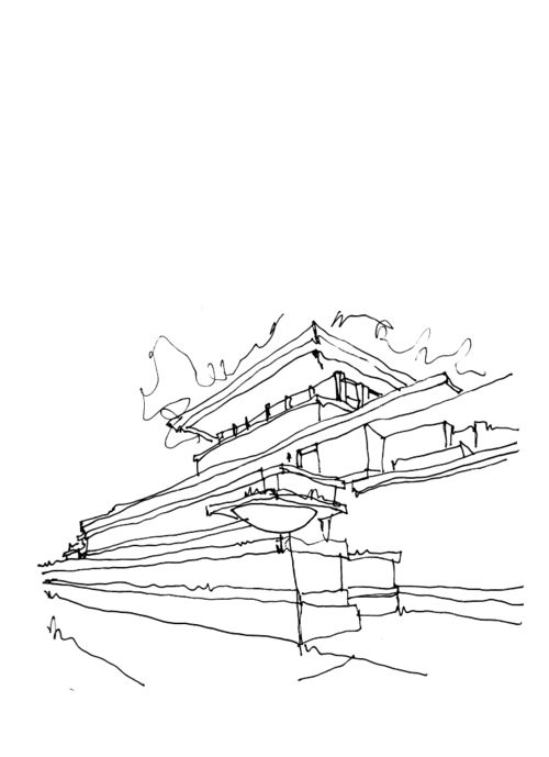 1000+ images about Architectural Sketches & Models on