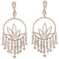 1000+ ideas about Gold Chandelier Earrings on Pinterest ...