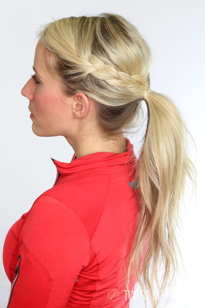 25 Best Ideas About Workout Hairstyles On Pinterest Workout