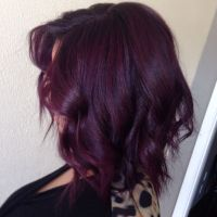 Plum Purple Hair Color | www.pixshark.com - Images ...