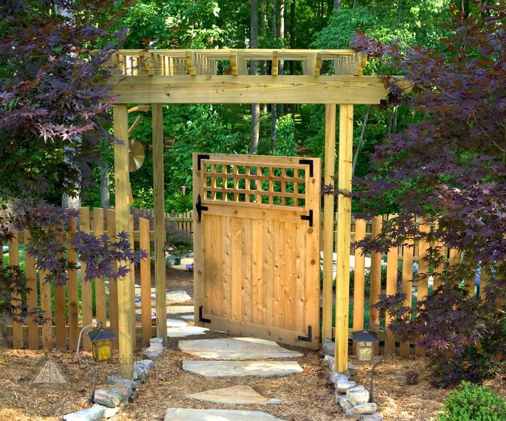 25 Best Ideas About Asian Fencing And Gates On Pinterest