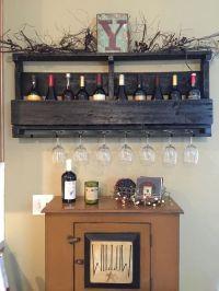 25+ best ideas about Wine glass holder on Pinterest ...