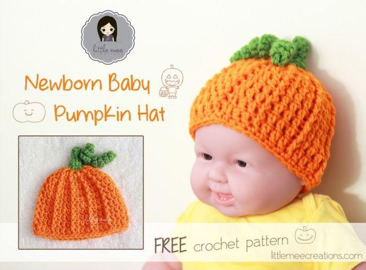 Free Crochet Baby Halloween Hats Wallsviews