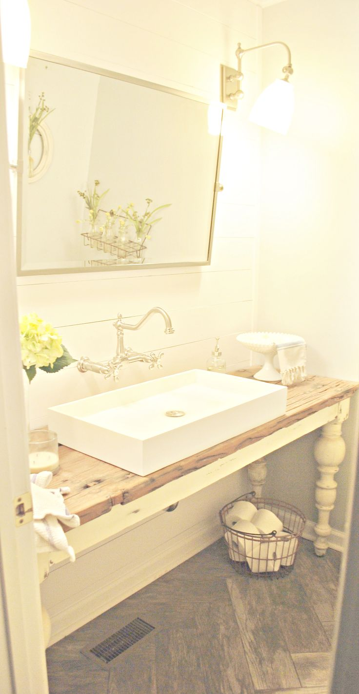 17 Best ideas about Simple Bathroom Makeover on Pinterest